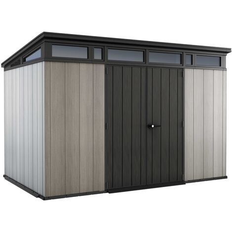 Keter Garden Shed Artisan 117 Brownish Grey - Grey