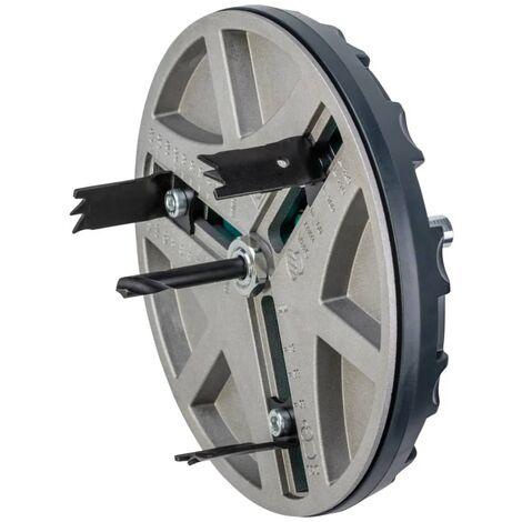 wolfcraft Adjustable Hole Saw AH 45-130 30 mm Metal 5978000