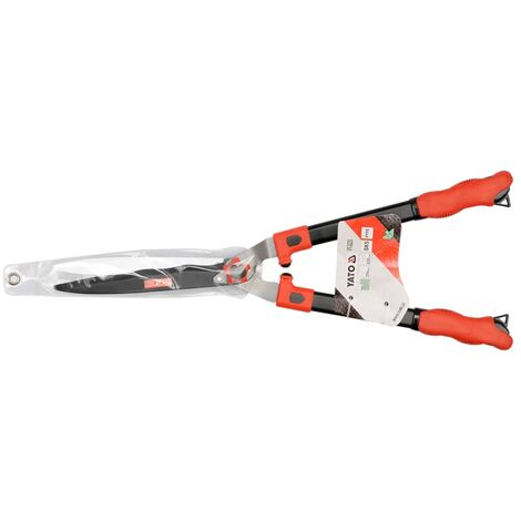 YATO Hedge Trimmer 650 mm - Red