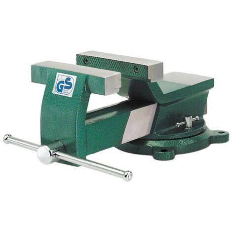 Brüder Mannesmann Machine Vice 100 mm Steel 73100