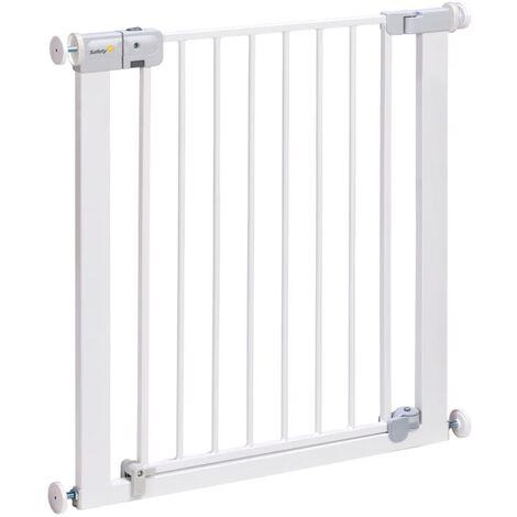 Safety 1st Safety Gate Auto-Close 73 cm White Metal 24484310 - White