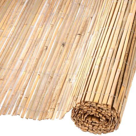 Nature Garden Screen Bamboo 1.5x5 m - Brown