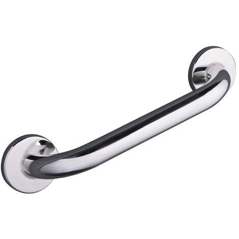 RIDDER Safety Grab Bar 30 cm Stainless Steel Chrome A00130001 - Silver