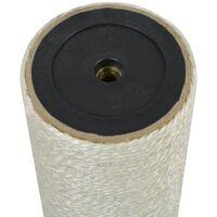 vidaXL Cat Scratching Post 8x25 cm 10 mm Beige - Beige