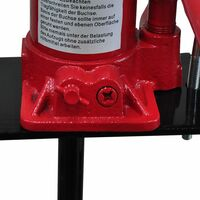 6-ton Hydraulic Heavy Duty Floor Shop Press high quality