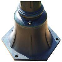 vidaXL Preston Garden Light 105 cm - Green