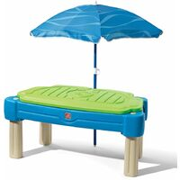 Step2 Cascading Cove Sand & Water Table - Multicolour