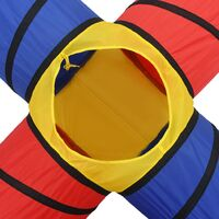 vidaXL Play Tunnel - Multicolour