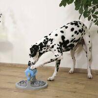 Kerbl Dog Activity Roll Snack Anti-Choke Blue and Grey - Blue