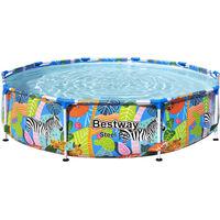 Bestway Swimming Pool Steel Pro Frame 305x66 cm - Multicolour