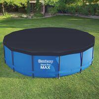 Bestway Pool Cover Flowclear 457 cm - Grey