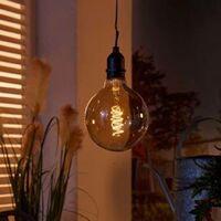 Luxform Battery LED Garden Bulb Volta - Black