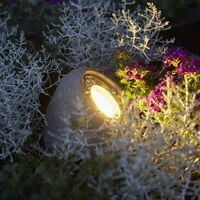 Luxform LED Garden Light Tatra Stone Grey - Grey
