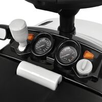 Land Rover 348 Kids Ride-on Car with Music White - White