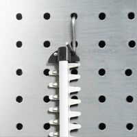 Einhell Cordless Hedge Trimmer GE-CH 1846 Li Solo - Red