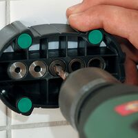 wolfcraft Accumobil Mobile Drill Guide 4685000