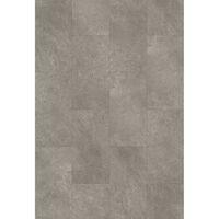 Grosfillex Wallcovering Tile Gx Wall+ 11pcs Slate 30x60cm Grey - Grey