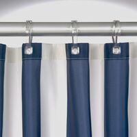 Sealskin Shower Curtain Linje 180 cm Blue 233011324 - Blue