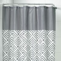 Sealskin Shower Curtain Angoli 180 cm Grey 233561312 - Grey