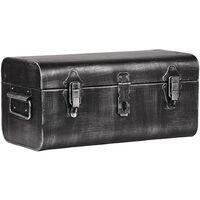 LABEL51 Storage Trunk 47x28x20 cm L - Black