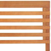 vidaXL Garden Corner Bench 140 cm Solid Acacia Wood - Brown