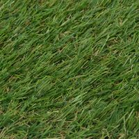 vidaXL Artificial Grass 1.33x10 m/20 mm Green - Green