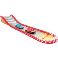 Intex Racing Fun Slide 561x119x76 cm - Multicolour