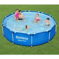 Bestway Steel Pro Swimming Pool 305x76 cm - Blue