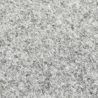 vidaXL Artificial Grass with Studs 5x1 m Grey - Grey