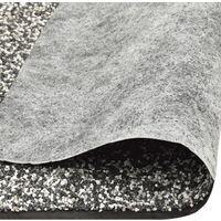 vidaXL Stone Liner Grey 500x40 cm