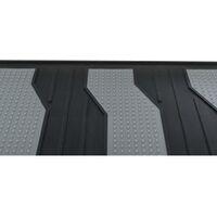 TRIXIE Folding Pet Ramp 3-step 78-175 cm Aluminium - Black