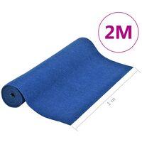 vidaXL Artificial Grass with Studs 2x1 m Blue - Blue