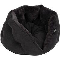 DISTRICT70 Cat Bed TUCK Dark Grey - Grey