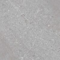 Grosfillex Wallcovering Tile Gx Wall+ 11pcs Rock 30x60 cm Light Grey - Grey