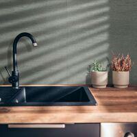 Grosfillex Wallcovering Tile Gx Wall+ 11pcs Dune Mica 30x60 cm Grey - Grey