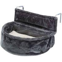 TRIXIE Cat Bed for Radiators XXL Dark Grey - Grey