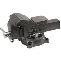 YATO Bench Vice Cast Iron 200 mm