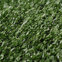 vidaXL Artificial Grass 7/9 mm 1x8 m Green - Green
