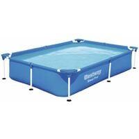 Bestway Steel Pro Swimming Pool 221x150x43 cm - Blue