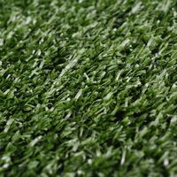 vidaXL Artificial Grass 0.5x5 m/7-9 mm Green - Green