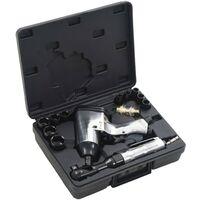 """vidaXL 16 Piece Air Tool Set 1/2"""""""
