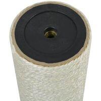 vidaXL Cat Scratching Post 8x15 cm 10 mm Beige - Beige