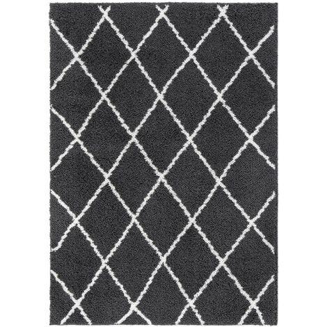 Handgetufteter Teppich Aus Acrylstoff Mit
