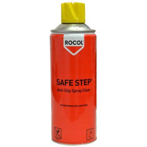 SAFE STEP SPRAY ANTIDESLIZANTE TRANSPARENTE 400 ML