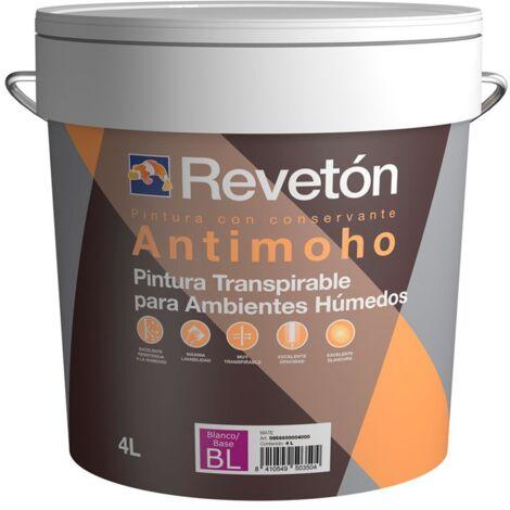 REVETON ANTIMOHO BLANCO 4 LT