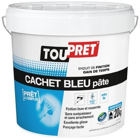 Enduit de finition Cachet Bleu pâte 20kg