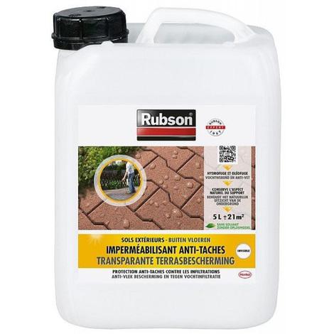 RUBSON sols extérieurs imperméabilisant anti tâches 5L