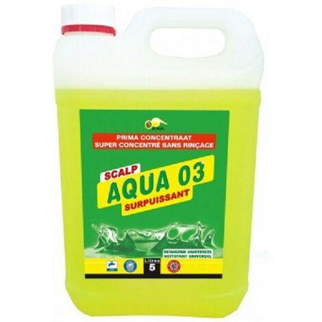 Lessive Scalp Aqua 03 5L