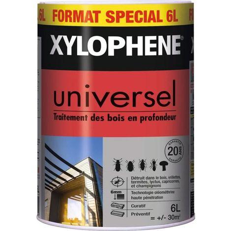 Xylophene Traitement bois universel 6L
