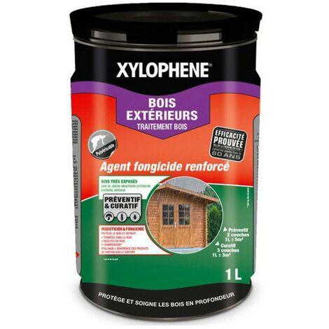 Xylophene traitement bois extérieurs | Conditionnement: 1L
